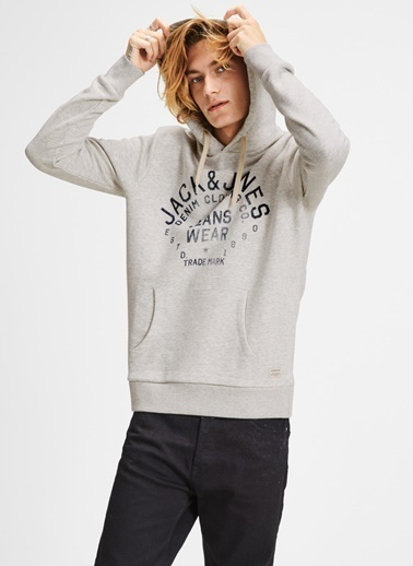 Jack & Jones Sweatshirt Krem